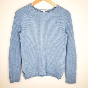 GAP Cotton Wool Blend Cable Knit Sweater